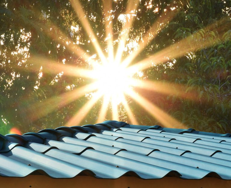 It's Always Sunny in Florida – Sun and Your Roof