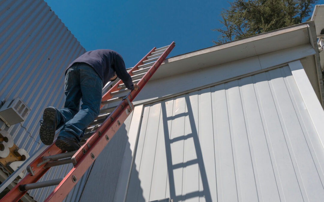 Left Hanging? Roof Work and Why it Matters