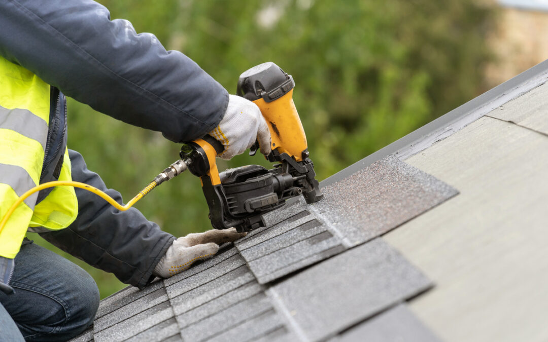 Fix Your Roof The Right Way